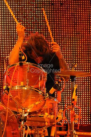 Kliph Scurlock, Flaming Lips, Chastain Park 2009, Concert, Live Music.