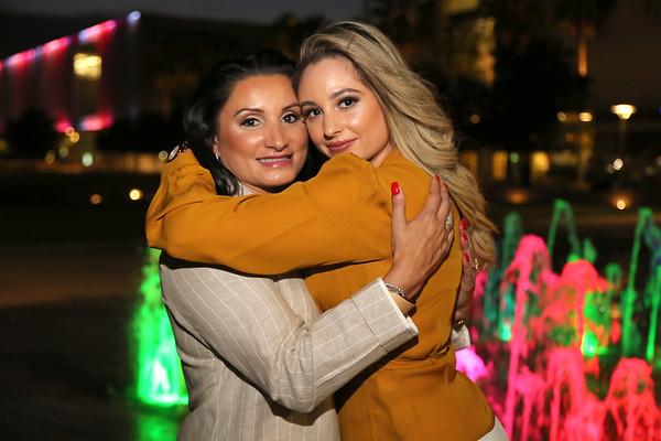 Luz and Jacqueline