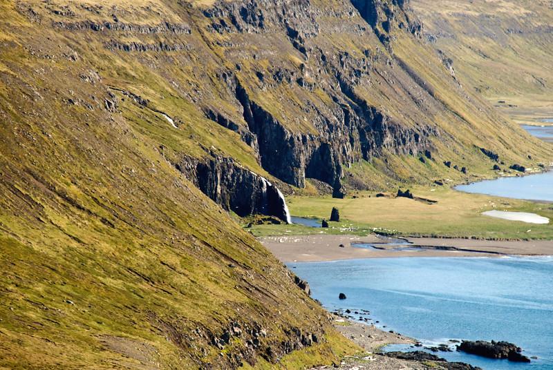 Drífandi/Mígandi og Steinþórsstandur