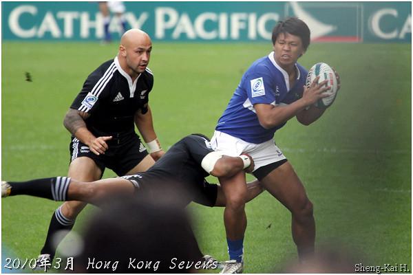 2010香港七人制-台灣 VS 紐西蘭(TWN vs NZL)