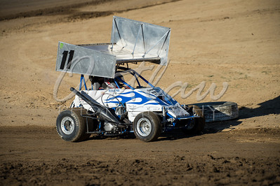 Labor Day Weekend - Dirt Oval - Sep 1, 2012
