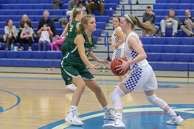 Girls Basketball: Loudoun Valley @ Riverside 1.22.2019 (By Jeff Scudder)