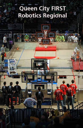 Robotics - FIRST Queen City Regional