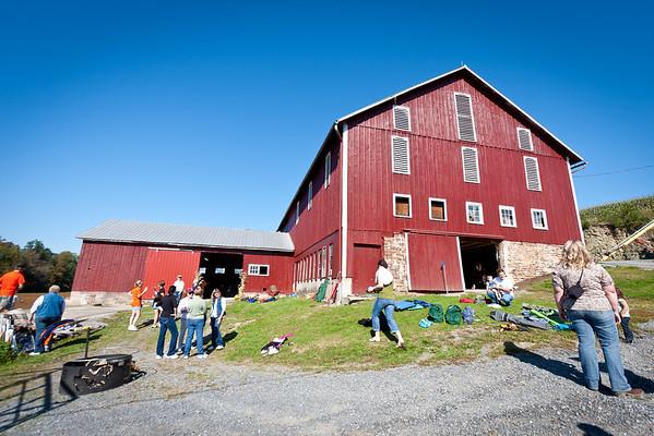 RBC Hay Ride 2011-10-09