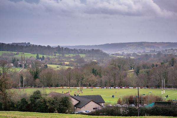Painswick  RFC v Tetbury RFC