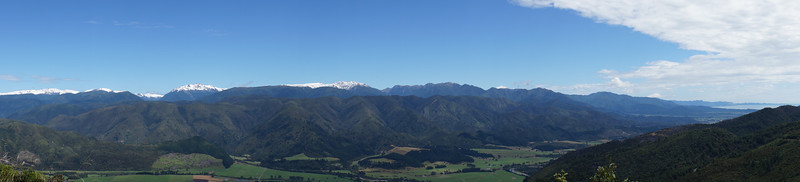 New Zealand South Island Takaka Area