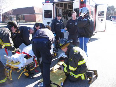 Everett Street, Norfolk - Trauma Injury: January 2, 2007