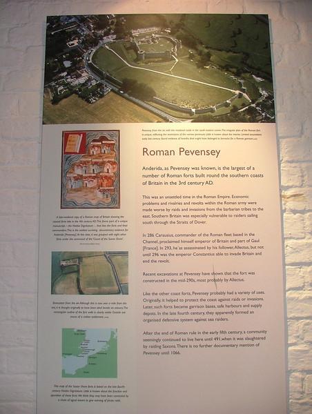 Roman Pevensey