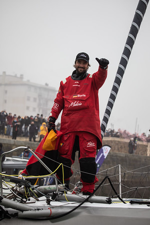 Vendée Globe Finish