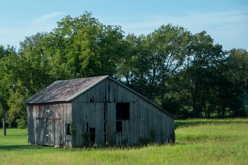 Kansas Farm Shed