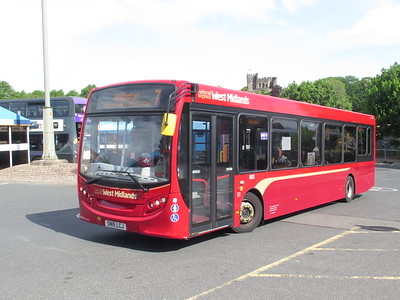 COVENTRY BUSES KEY WORKER SERVICES MAY 2020