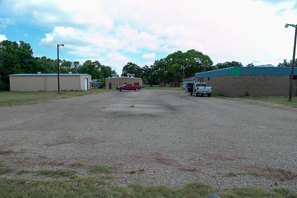 Annex Parking Lots July 2020