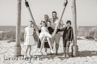 Heidi, Steve en familie
