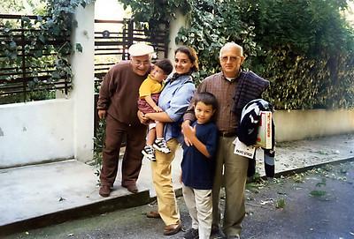 Tugrul Ussakli Family