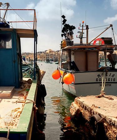 Marsaxlokk and Southern Malta