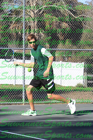 Suwannee High School Tennis 2019