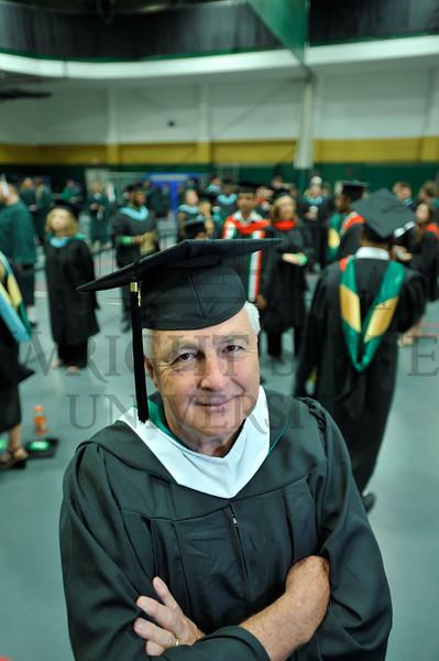 6810 Larry Johnson 70 year old graduate 6-11-11