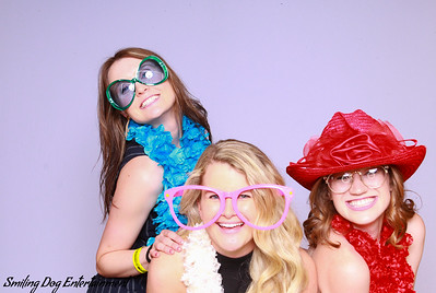 2021 UNMC Med Prom Photo Booth Images