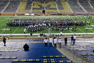 Friday Rehearsal - Penn State 2018