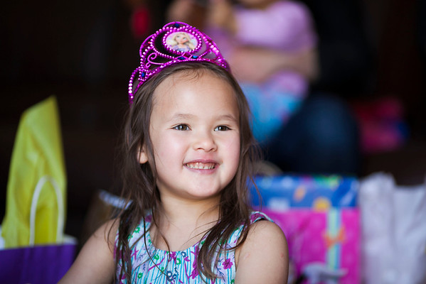 Brianna's 5th Bday