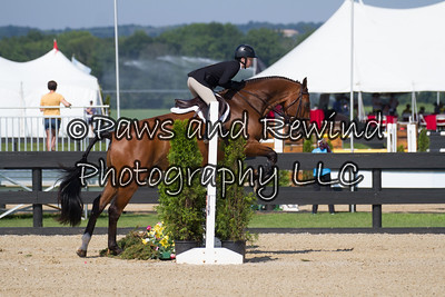 Children's 3' Equitation Medals (THIS/NJPHA/M&S/BOT)