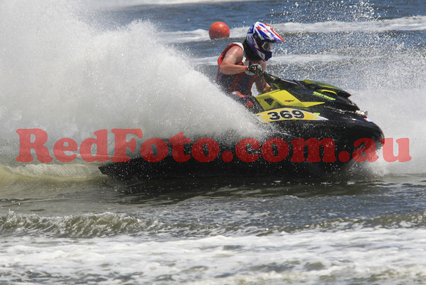 2014 02 02 Jet Sports Aussie Champs WA Runabout Lites Moto 2