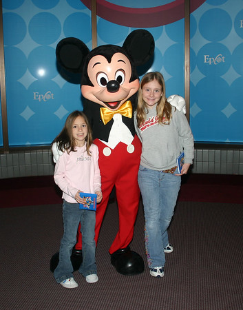 New Disney 2005