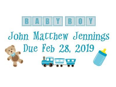 Sarah Baby Shower - January 27, 2019