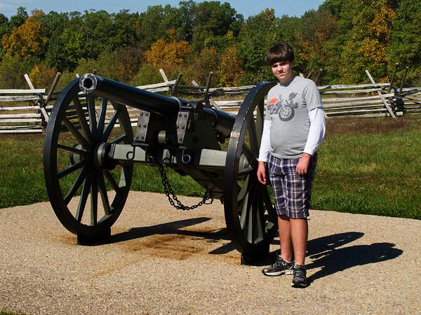 Gettysburg and Hershey