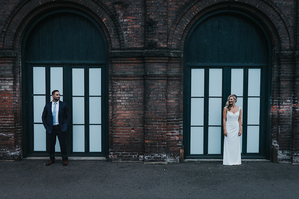 Rachel + Marc, Georgetown Seattle Wedding