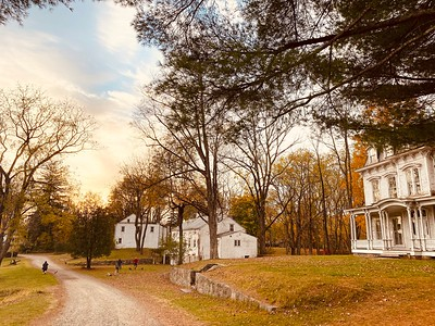 The Colors of Waterloo Village