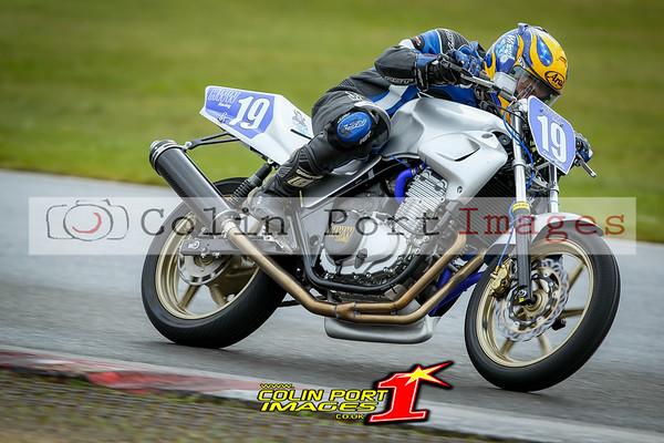 CB500 Elite Senior & Sportsman Snetterton TSGB 2019