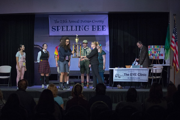 2017-11-11 25th Annual Putnam County Spelling Bee