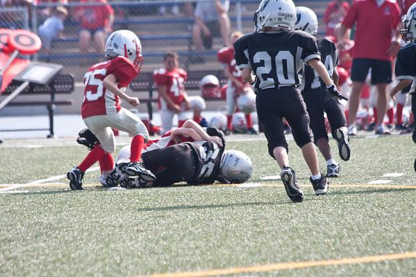 2010 Joliet Raiders Game 2 vs. New Lenox Jr. Knights