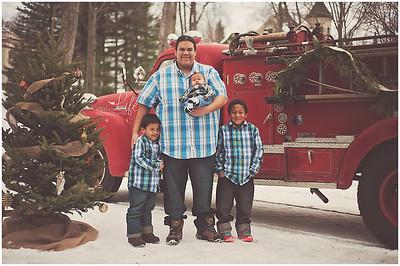 Lucier Christmas Minis