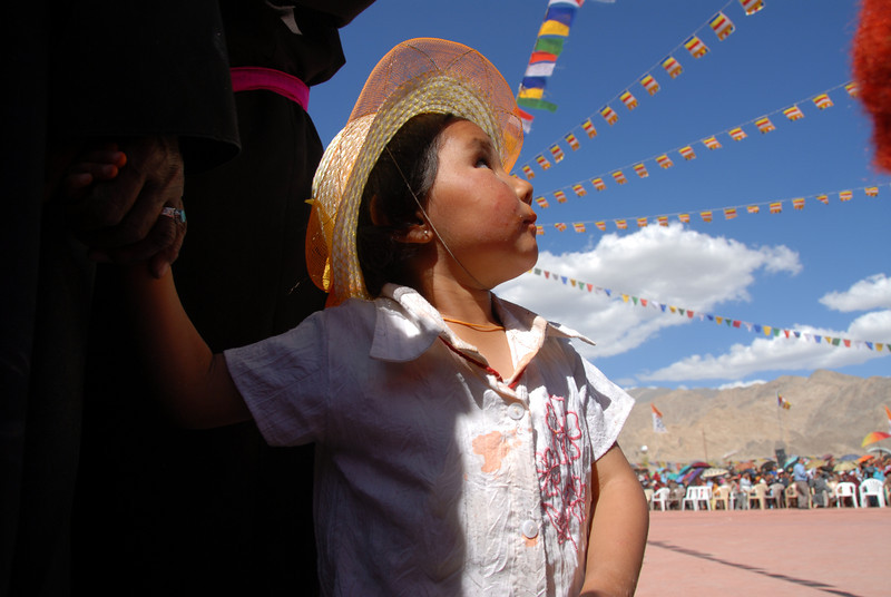 800-year celebration of Shey Monastery in Ladakh, India