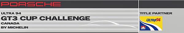 2013 IMSA Ultra 94 Porsche GT3 Cup at Calabogie