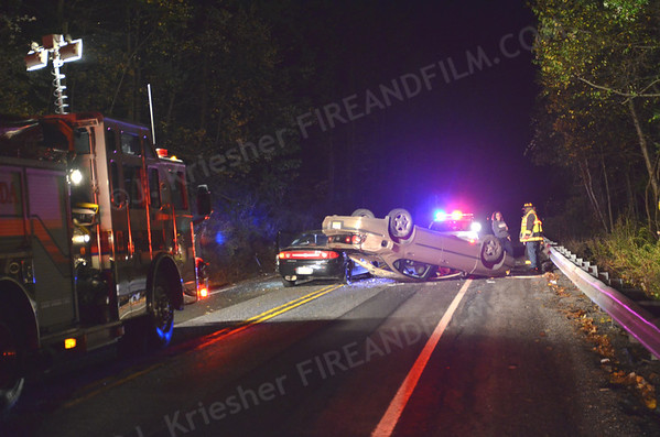 Schuylkill County - East Union Twp. - MVA - 10/12/2013