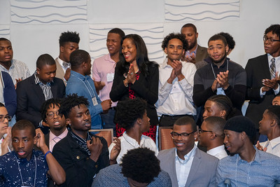 Empowering Young Men to Excel Conference Hosted by Commissioner Natalie Hall_4_12_2019