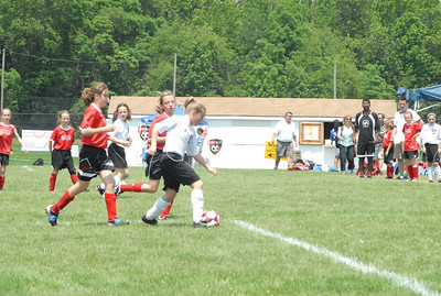 Cherry Hill Tournament Fri/Sat games June 2009