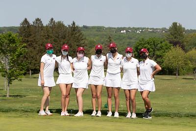 5/19/21: Girls' Varsity Golf
