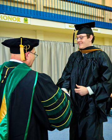 Commencement, Individuals 2011