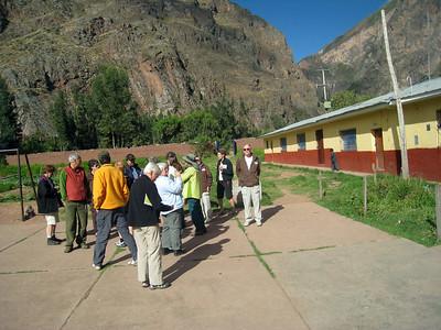 Peru  2 Urubamba, Ollantaytambo