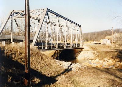 Twin Bridges of Castor RIver