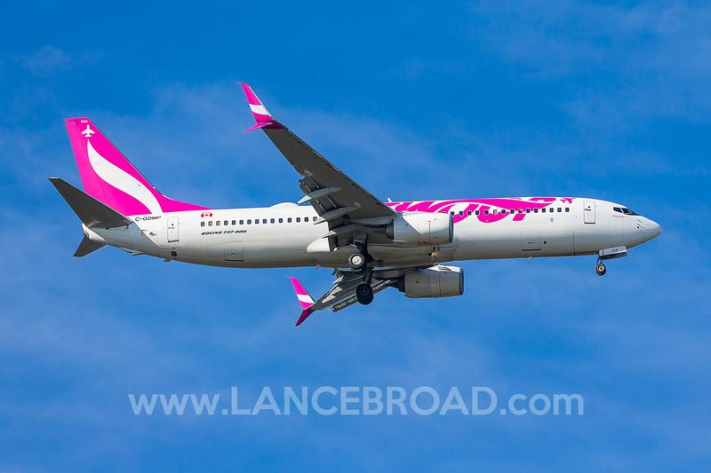 Swoop 737-800 - C-GDMP - MCO