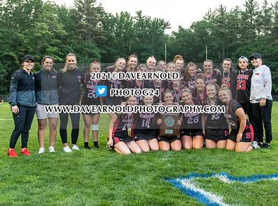 6/15/2021 - Girls Varsity Lacrosse - MPA Class A Regional Final - Scarborough vs Kennebunk