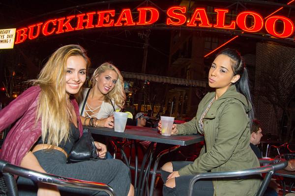 Buckhead Saloon - Friday 3-11-2016