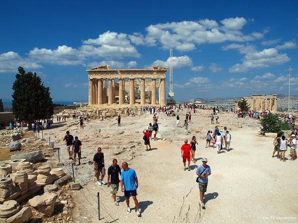 How I Saw It - Sicily, Kusadasi, Ephesus, Athens, & Crete