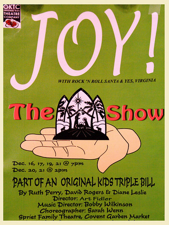 Fall 2008 - Joy: The Musical