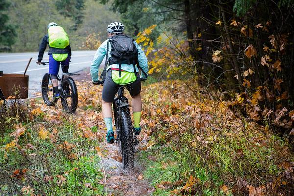 Hellga Umpqua Trail Trip - SBC